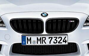 BMW F06/F12/F13 M6 M Performance Kidney Grilles (RRP £372) 51712352809/10