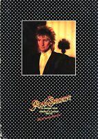 ROD STEWART 1980 / 1981 LE GRANDE CONCERT TOUR PROGRAM BOOK BOOKLET / EX 2 NMT