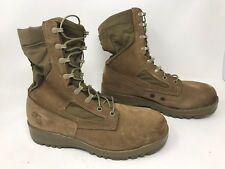 New! Men's Belleville 550 ST USMC Hot Weather Steel Toe Combat Boot - Coyote U29