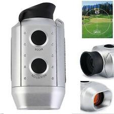 New Digital 7x RANGE FINDER Golf / Hunting Laser Range Finder GS
