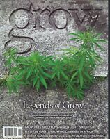 Grow  Magazine  Issue 5 2021   Legends of Grow