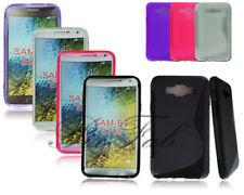 Cover e custodie modello Per Samsung Galaxy E5 in silicone/gel/gomma per cellulari e palmari Samsung