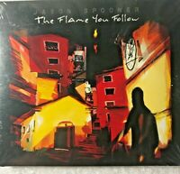 The Flame You Follow * by Jason Spooner (CD, 2007 Digipak) New Sealed