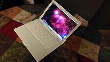 Apple Macbook w/ Adobe CS6 ILIFE Office FL Virtual DJ Logic Pro 9 Kodi!!!