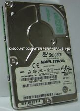 630MB IDE 2.5IN Drive Seagate ST9630A Tested Good Free USA Ship Our Drives Work