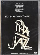 ALL THAT JAZZ de Bob Fosse. España tarifa plana envíos DVD, 5 €