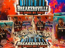 DETROIT PISTONS - 2019-20 NBA NBA Mosaic 2 Mega, 1 Hanger, 1 Blaster Box Break #