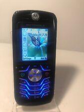 Motorola SLVR L6 - Black (Orange Network) Mobile Phone