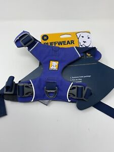 Ruffwear Front Range Harness Size Medium Huckleberry New