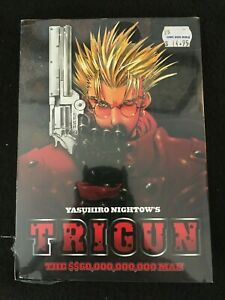 TRIGUN Vol. 1 Dark Horse Manga, Sealed Digest Size Trade Paperback
