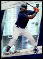 2020 Chronicles Phoenix Hyper #2 Yordan Alvarez /299 - Houston Astros