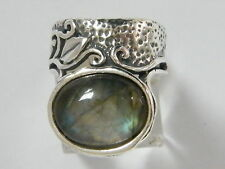 R01215TU SHABLOOL ISREAL Handmade 925 Sterling Silver Turquoise Ring ALL SIZES