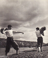 "Nora Dumas - Photogravure in  "" AMG 1937 """
