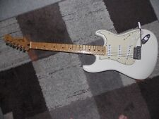Fender stratocaster Mexiko in Olympic White