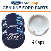 Genuine Ford Focus MK2 2008-2011 Alloy Wheel Center Cap / Trim x4