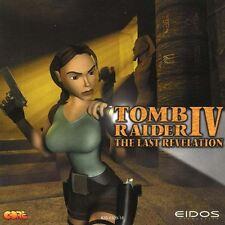Sega Dreamcast Spiel - Tomb Raider IV (4) The Last Revelation (mit OVP)