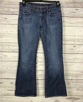 Citizens Of Humanity Women's Ingrid #002 Stretch Low Waist Flare Jeans Size 27