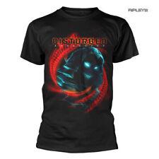"""Camiseta Oficial Metal perturbado evolución álbum 'Remolino de ADN """"todos los tamaños"""