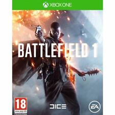 Jeu XBOX ONE BATTLEFIELD 1 FR ++ 100% NEUF sous blister ++ BATTLE FIELD 1 EA