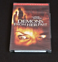 DEMONS FROM HER PAST (THE FEAR RETURNS) DVD NEW SEALED