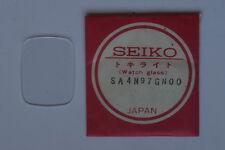 Seiko SA4N97GN00 Vetro Crystal Glass Uhrenglas Verre Original NOS