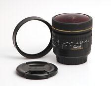 Sigma EX DG Fisheye 3,5/8 mm für Canon EOS #10606518