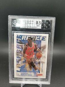 1999 Upper Deck Victory Michael Jordan PATCH #282 BGS 8.5 NM-MT+