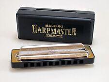 Suzuki Harpmaster Harmonica Key - G