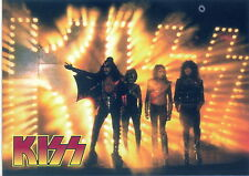 KISS SERIES 1 CORNERSTONE COMMUNICATIONS PROMO CARD P6