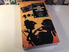 The Fisherman And His Wife Rare Rabbit Ears VHS 1989 OOP HTF Jodie Foster