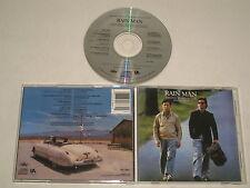 RAIN MAN/SOUNDTRACK/HANS ZIMMER/VARIOUS ARTISTS(CAPITOL 7 91866 2)  CD ALBUM