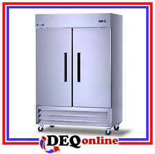 Arctic Air Ar49 Two Door Commercial Reach-In Refrigerator 49 cu. ft.