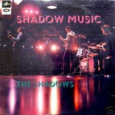 THE SHADOWS Shadow Music FR Press 33 Tours