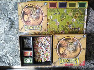 Runebound, 2. Edition, deutsche Ausgabe, Spiel, Brettspiel