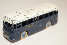 DINKY TOYS 283 BOAC AIRLINES BUS BOACH EXCELLENT CONDITION
