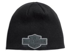 Harley-Davidson trademark bar & shield logotipo ha Knit gorra-talla única