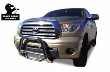 Black Horse 1998-2004 Toyota Tacoma Stainless Max Bull Bar Bumper Brush Guard