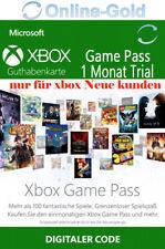 1 Monat Xbox Game Pass Trail Mitgliedschaft Version Key - Microsoft Xbox One 360