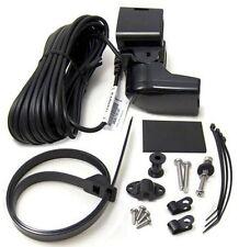 NEW Garmin 010 10249 20 Transom Trolling Motor Mount Dual Beam Transducer