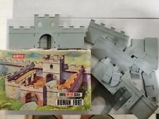 AIRFIX FORT SAHARA AND ROMAN FORT IN ORIGINAL BOX WATERLOO UNBOXED
