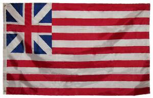 3x5 Grand Union Historical 150D Woven Poly Nylon Flag 5x3 Banner Grommets