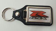 GSXR Rectangle Medallion Keyring, Brand New