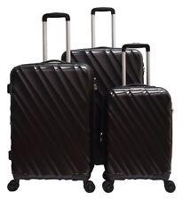 "20""/24""/28"" Super Light ABS Hard Shell 3 PCS Travel Luggage Set Hardside Spinner"