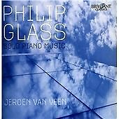 Glass: Solo Piano Music, Jeroen van Veen, Audio CD, New, FREE & FAST Delivery