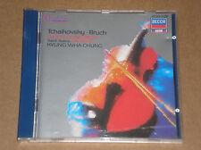 TCHAIKOVSKY, BRUCK, SAINT SAENS - VIOLIN CONCERTOS - CD COME NUOVO (MINT)