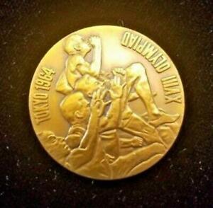 TOKYO Bronze 1964 OLYMPIC GAMES BEAUTIFUL MEDAL