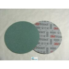 1 x Disque Hookit Auto-agrippant 3M TRIZACT DIAM 150 P6000 - 51130