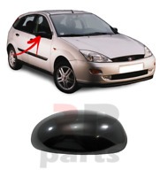 FOR FORD FOCUS MK1 98-04 NEW WING MIRROR COVER CAP BLACK / FOR PAINTING RIGHT