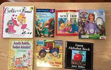 Children's Books Lot Of Level 2/3 Pre-owned 7 Books