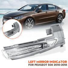LED Wing Mirror Indicator Repeater Driver Right For Peugeot 508 Citroen DS5 C4